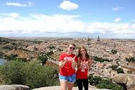 Spain, Toledo, La Piedra, Badger Pride, Emmaline Finney